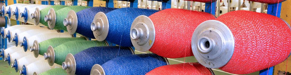 Technische Zwirne - Seilerei Fischer Produktion